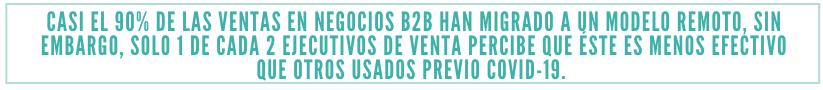estado ventas digital b2b